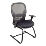 Mesh Back Guest Chairs